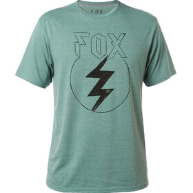 Fox Repented Tech Short Sleeve T-Shirt Men heather emerald